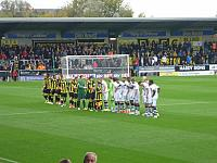 The two teams at Burton