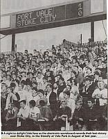 The old Hamil Road scoreboard
