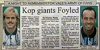 1991 Liverpool clipping