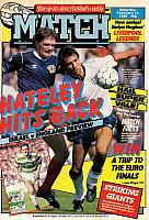 Match weekly cover 1988