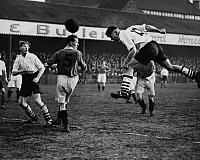 Action at the Old Rec