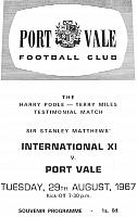 Harry Poole and Terry Miles Testimonial
