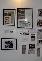 Exhibits including the 1953-54 season
