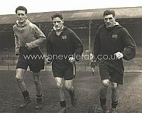 Roy Sproson and teammates