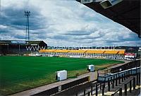 Construction of the new Bycars stand in the 1990s (3)