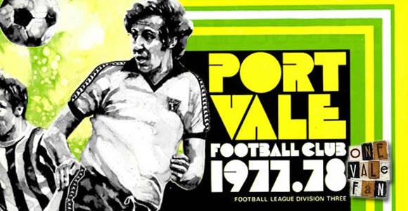 Port Vale v Peterborough, 1977