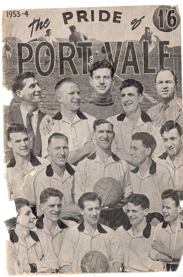 Pride of Port Vale