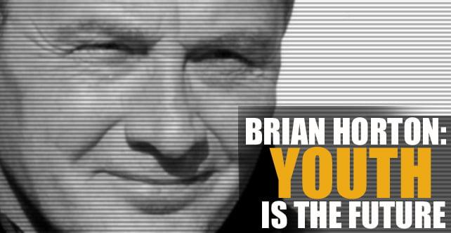Brian Horton interview