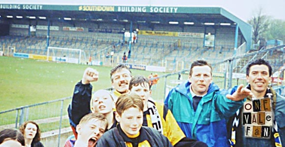 Brighton 1-3 Port Vale, 1994