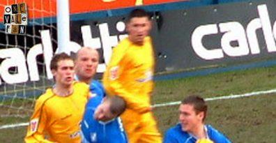 Chris Killen - Port Vale