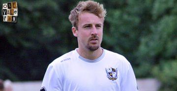 Port Vale midfielder Chris Lines - AS Photos