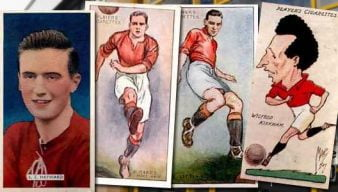 Port Vale cigarette cards