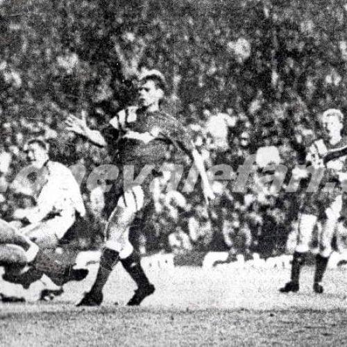 Liverpool 2-2 Port Vale, 1992