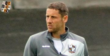 Michael Brown of Port Vale - AS Photos