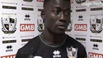 Mohamed Coulibaly - Port Vale
