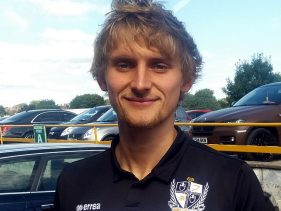 Port Vale defender Nathan Smith