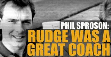 Phil Sproson interview