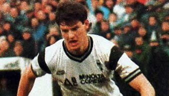 Port Vale midfielder Ray Walker