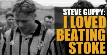 Steve Guppy - Port Vale - interview