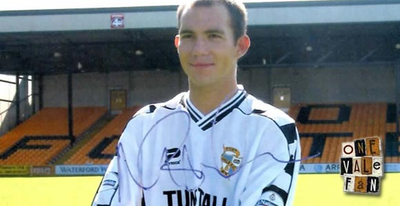 Port Vale centrefolds from the noughties