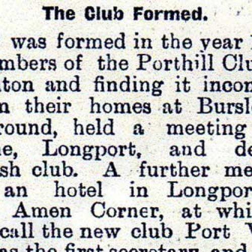 club-formed