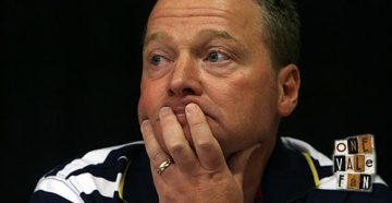 Port Vale CEO Perry Deakin, who to date has never paid for his shares in the club