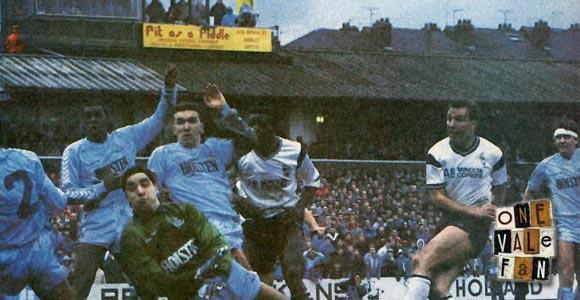Rewind: Port Vale Cup fever in Match magazine