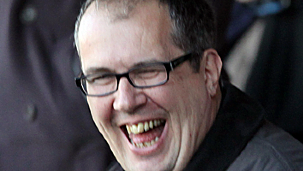 Port Vale Chairman Peter Miller