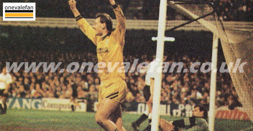 Derby County 2-3 Port Vale, 1990