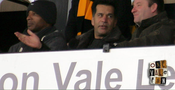 Mo Chaudry's proposal to Port Vale fans