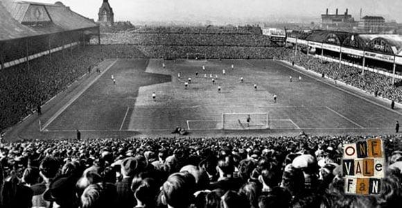 The FA Cup semi-final crowd