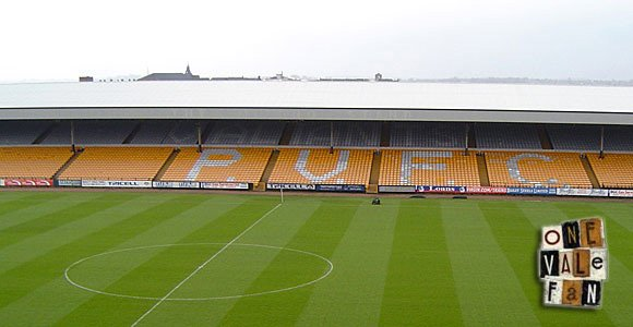 Neighbours to ground-share at Vale Park?