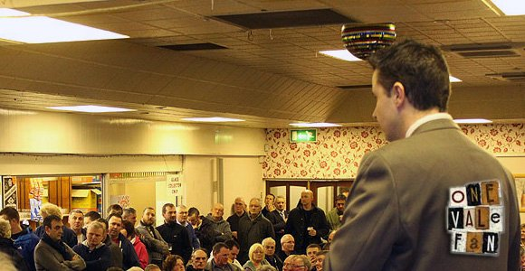 The Supporters Club Q&A 2011