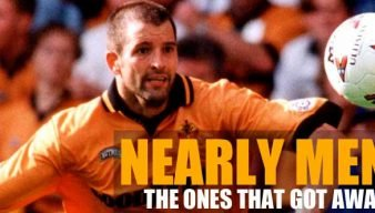 Nearly Men - Steve Bull