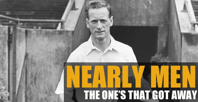 Nearly men number two: Tom Finney