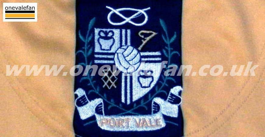 Port Vale crests