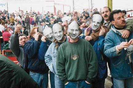 Swindon John Rudges - April 1992
