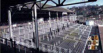 Bycars stand, Vale Park