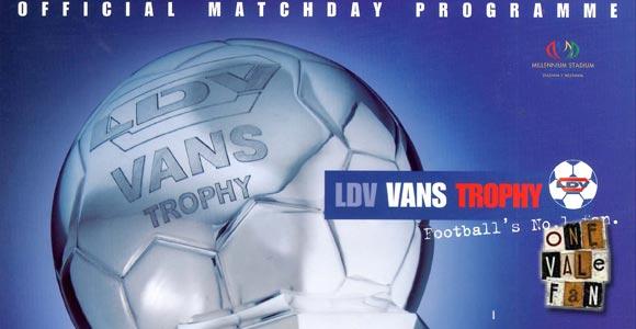 The LDV Vans Trophy final
