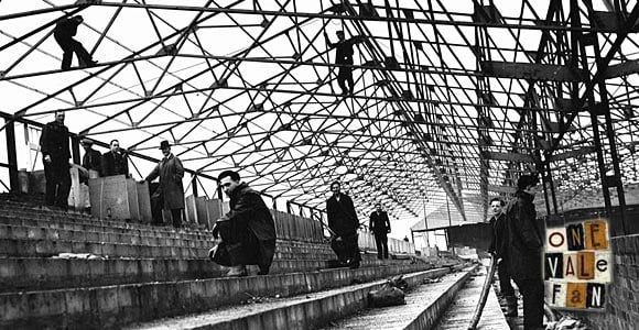 The Railway stand: a pictorial history