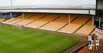 The Bycars Stand, Vale Park stadium
