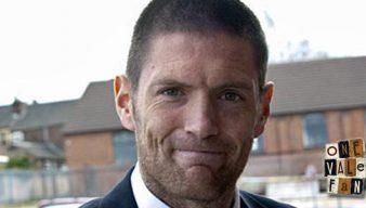 Port Vale defender Gareth Owen