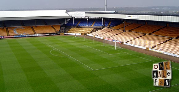 All things Port Vale
