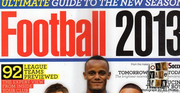 Word Soccer magazine preview