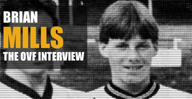Brian Mills: the OVF interview