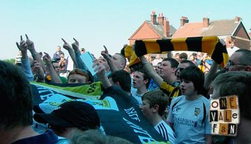 Port Vale protests