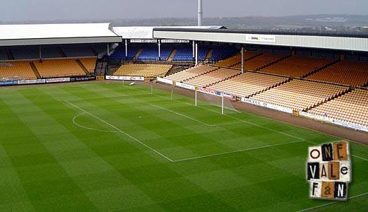 Vale Park stadium