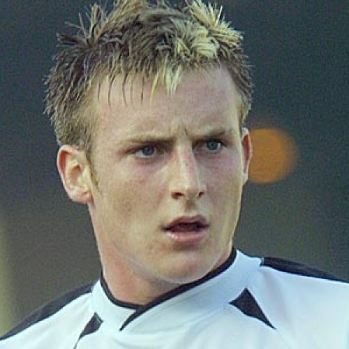 Port Vale winger Chris Birchall