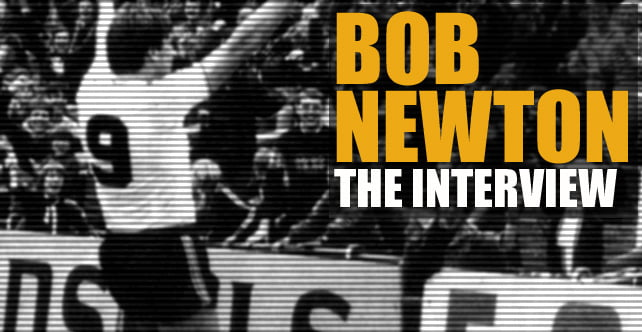 Bob Newton: the OVF interview