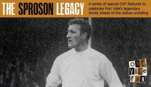 The Sproson Legacy